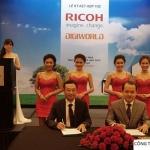 Nhà phân phối máy in Ricoh mới tại Việt Nam
